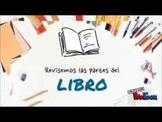LAS PARTES DEL LIBRO - YouTube Humor, Youtube, Book Design, Libraries, Reading, Humour, Funny Photos, Funny Humor, Comedy