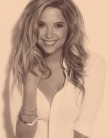 Ashley Benson's hair... I would die to have her stylist!
