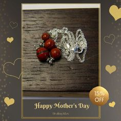 15% OFF on select products. Hurry, sale ending soon!  Check out our discounted products now: https://www.etsy.com/shop/HealingAtlas?utm_source=Pinterest&utm_medium=Orangetwig_Marketing&utm_campaign=Mother's%20Day%20Sale #instajewelry #etsy #etsyseller #etsyshop #etsylove #etsyfinds #etsygifts #musthave #loveit #instacool #shop #shopping #onlineshopping #instashop #instagood #instafollow #photooftheday #picoftheday #love #OTstores #smallbiz #sale #instasale