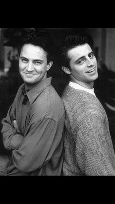Chandler & Joey