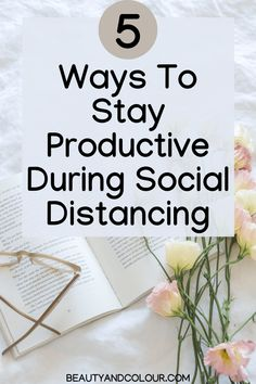 Tips on how to stay healthy and productive while working from home during self isolation and social distancing! Get organized, get more done and set yourself up for success during these challenging times // Beauty And Colour -- Annorexia Tips, Love Tips, Wellness Tips, Health And Wellness, Health Tips, Mental Health, Health Articles, Health Benefits, Healty Dinner