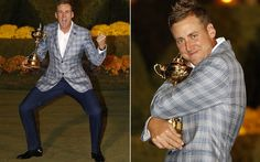 Europe's victorious Ryder Cup team celebrate greatest comeback - Telegraph
