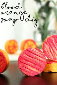 This blood orange soap recipe is made with orange powder and blood orange essential oil which has anti-inflammatory, antiseptic and antibacterial properties making it a great homemade soap for acne prone and combination skin.