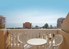 Balcón con vistas al mar - Hotel RH Casablanca Peñíscola