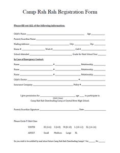 Cheerleading Questionnaire  Cheer Spirit And Cheerleading