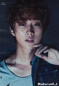 Jin Young - The Star Magazine August Issue 13c