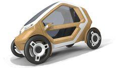 Vilgard pedal-electric car has 60 mile range (Video)