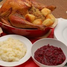 Traditional Christmas Dinner Menu Article