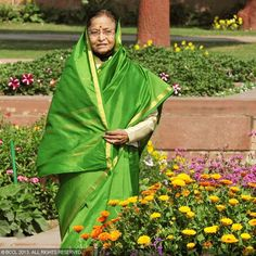 Born in the Jalgaon district of Maharashtra, graceful Pratibhatai Patil, the 12th President of India was the first woman to hold the title till now.