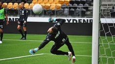 Håkon Opdal trening