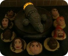 FireFly Cake/cupcakes. I want this for my birthday!