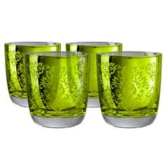 These glasses are traditional quality with a presence that remains potently modern. This solid, sharp looking DOF glass is meant for those who sip with confi...