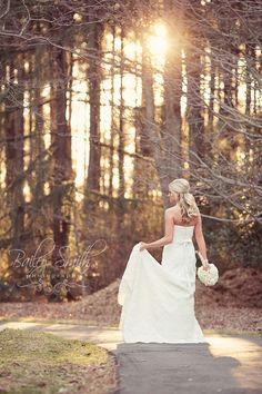 bridal portrait - Bailey Smith Photography