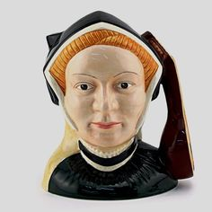 Royal Doulton mug of Jane Seymour