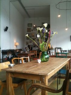 """One of my favourite eateries in Dublin city. Great food and 'Hip"""" interior"""