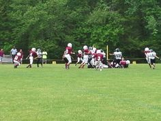 10U Bulldogs vs Ashland Crimson Tide May 10, 2014