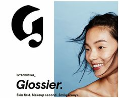 ASIAN MODELS BLOG: AD CAMPAIGN: Xiao Wen Ju for Glossier Skincare, Fall/Winter 2014