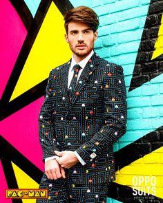 Pac-Man Suit !!!