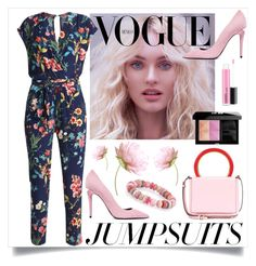 Jumpsuit by amisha73 on Polyvore featuring moda, Alexander Wang, Marni, Sheryl Lowe, Sephora Collection and jumpsuits