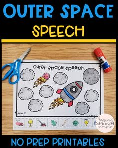 This space themed resource is the perfect addition to your no prep collection of articulation activities for your speech room. These printables can be paired with popular kindergarten and preschool themes used in classrooms. All sounds are pictures supported. These sheets are ideal for mixed therapy groups with 14 sounds included. These are a fun way for parents to reinforce skills at home too. Click here to see more of this quality resource!