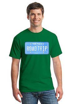 3e651544bdc Road Trip T Shirt Gildan Mens Women s Unisex Heavy Cotton Tee Meme Classic  Look Work Shirt Office Shirt Joke Tshirt Funny Family Vacation