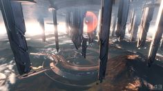 The Environment Art of Halo 4 — polycount