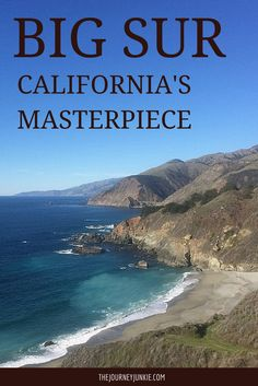 A guide to help shape & inspire your Big Sur travel plans!