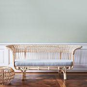 Wunderschönes Rattan-Sofa 'Belladonna'