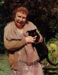 Agustina Bessa-Luís, escritora portuguesa (1922-)