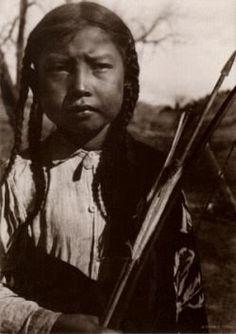 Northern Cheyenne boy – 1907