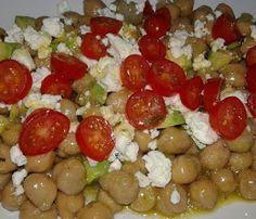 ΜΑΓΕΙΡΙΚΗ ΚΑΙ ΣΥΝΤΑΓΕΣ: Ρεβύθια σαλάτα !!!