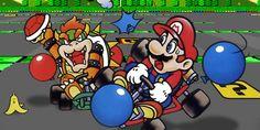 large Tadashi Sugiyama y Hideki Konno, por aquel entonces dos de los timones de Nintendo EAD, se sumergían en un proyecto de carreras, donde la conducción arcade era el género y la dviersión e irreverencia en según qué momentos iban a caracterizar un título que quizá era más ambicioso que la plataforma donde iba a lanzarse