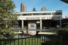 Diller Scofidio + Renfro announced as designers of London's Centre For Music. Pictured here: The Museum of London will be torn down to make way for the Centre For Music. (ZDE, Wikimedia Commons)