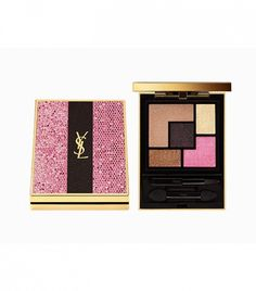 YSL Spring 2015 Collection Desir de Jour Spring Couture Palette SS2015 Spring Beauty Launches 2015 | Byrdie.com