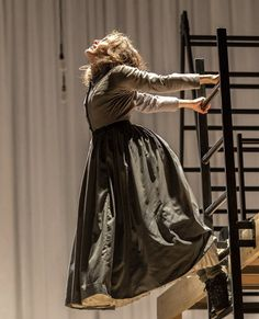 The star of the National Theatre/Bristol Old Vic on revisiting Charlotte Brontë's classic novel. Theatre Shows, Musical Theatre, London In December, Bronte Sisters, Mia Wasikowska, Theatre Reviews, Charlotte Bronte, Orson Welles, National Theatre