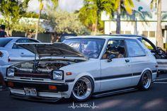 "radracerblog: "" Toyota Starlet kp61 @_5m20 """