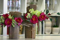 Unique Silk Flower Arrangements Dried arrangements