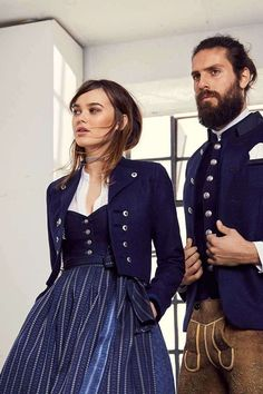 Janker Lilly Oxford Blue - Dirndl, Mieder - Source by oktoberfe Spring Work Outfits, Spring Outfits Women, Look Fashion, Skirt Fashion, Fashion Dresses, Belted Shirt Dress, The Dress, Fall Outfits Pinterest, Dirndl Outfit