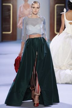Ulyana Sergeenko Couture Spring 2014 - Slideshow - Runway, Fashion Week, Fashion Shows, Reviews and Fashion Images - WWD.com