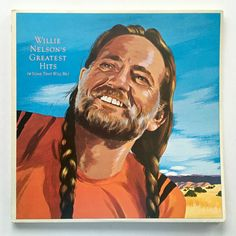 Willie Nelson - Greatest Hits (& Some That Will Be) Double LP Vinyl Record Album, Columbia - KC2 37542, 1981 Original Pressing