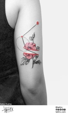Kaiyu Huang #normalcarrey Tattoo | NYC - Art by Raffles Tao