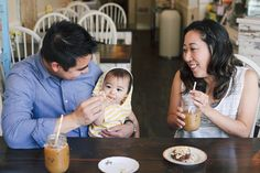 Zooey Magazine explores Los Angeles' Milk Jar Cookies with family