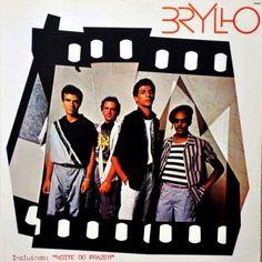 Bate-Boca & Musical: Brylho - Brylho (1983) Banda de Soul/Funk Brasileira Anos 80
