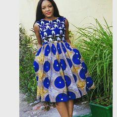 theankarabelle~African fashion, Ankara, kitenge, African women dresses, African prints, African men's fashion, Nigerian style, Ghanaian fashion ~DKK
