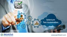 Software #TestAutomation can effectively optimize development workflows, cut down the cost, drastically reduce the time to market while improving and assuring quality of the end-product. If you are looking for #Selenium test #automation, consult our experts now at sales@qainfotech.com or visit: http://qainfotech.com/automation-testing-services-and-tools.html