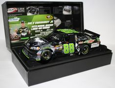 Here's a peek at the ELITE die-cast of Dale Earnhardt Jr.'s Michigan-winning race car. This die-cast will ship in early December 2012.