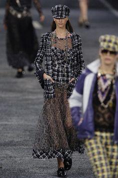 Chanel at Paris Fall 2004