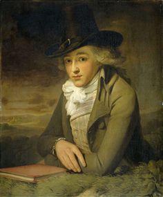 ab. 1795 Anonymous Portrait of Jacob Fox Willemsz