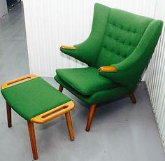 Bear Chair | Mid Century Modern