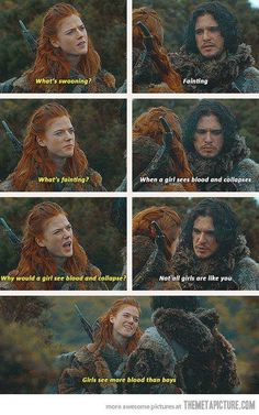 Ygritte <3
